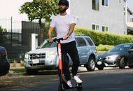 Uber lance son service de trottinettes électriques à Santa Monica