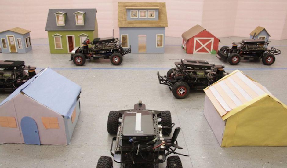 Le MIT invente un nouveau modèle d'IA pour les voitures autonomes.