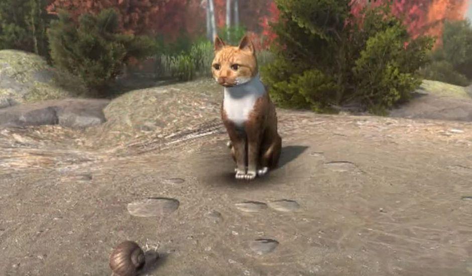 Peace Island le GTA avec des chats