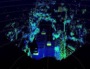 Technologie de conduite autonome par DJI.
