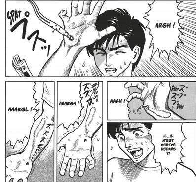 manga parasite glenat reedition