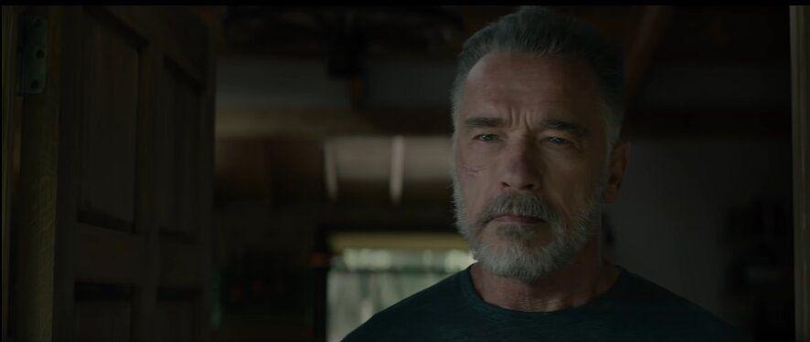 terminator 6 dark fate T-800 Arnold Schwarzenegger
