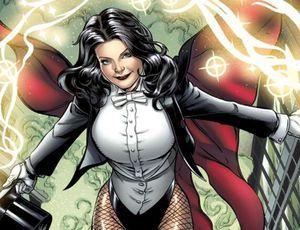 Zatanna dans les comics DC