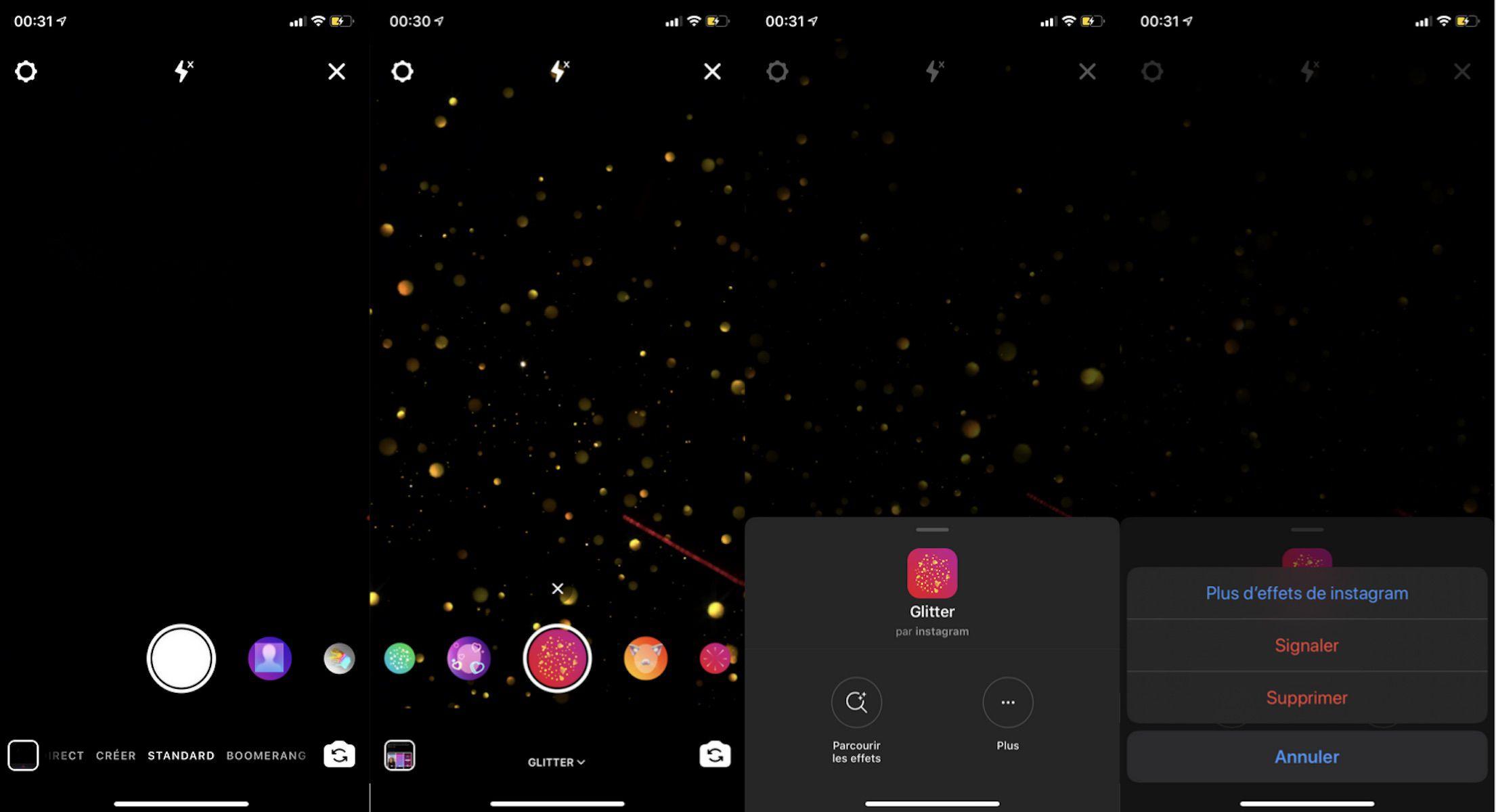 Instagram présente une nouvelle interface pour les stories