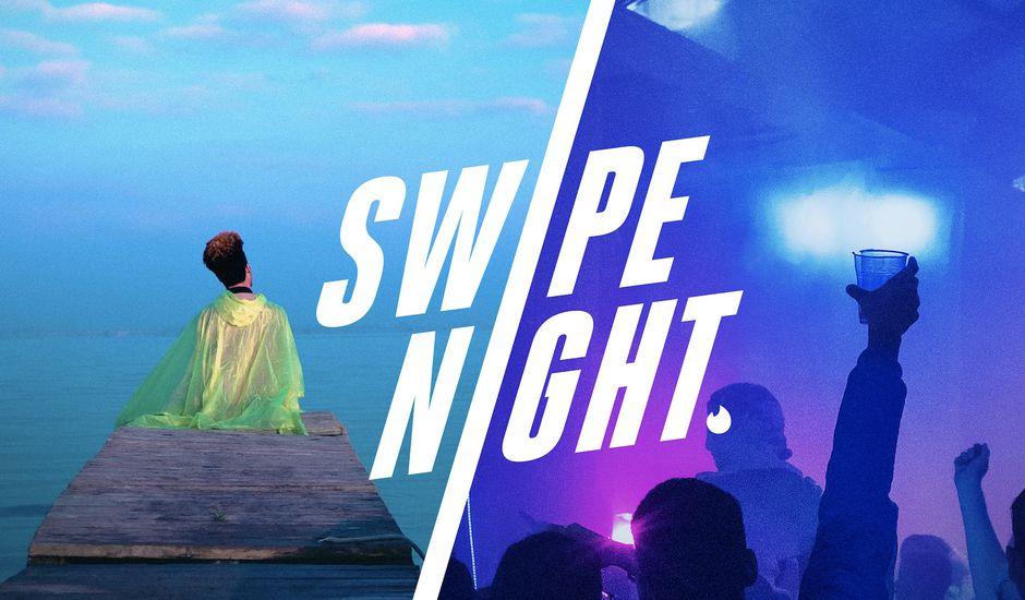 Tinder lance Swipe Night.