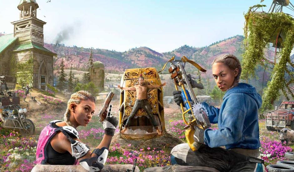 far cry 6 xbox one pc et ps4