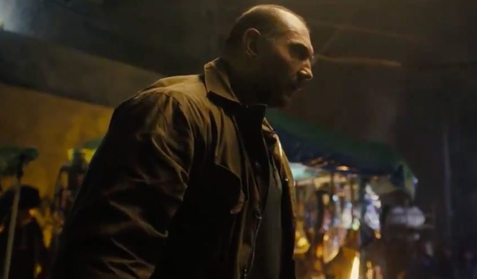 Dave Bautista Universe's Most Wanted