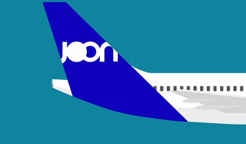 compagnie aérienne Joon