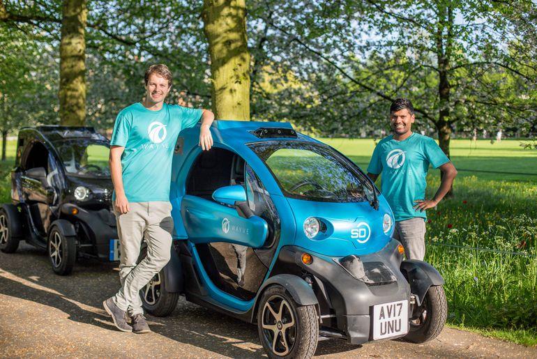 Wayve révolutionne les voitures autonomes