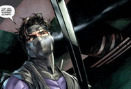 ninjak valiant comics 2020