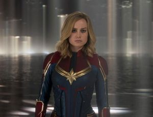 Brie Larson incarne Captain Marvel