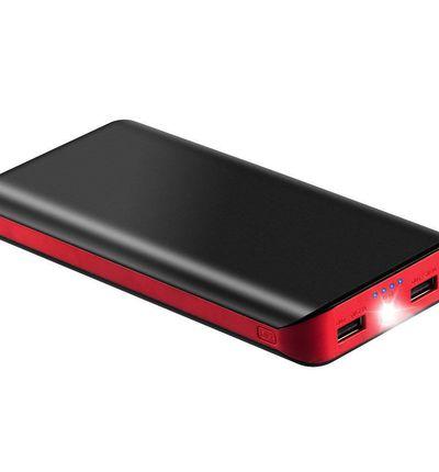 Une batterie externe qui charge très rapidement et haute capacité à bas prix