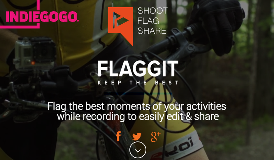 Flaggit homepage