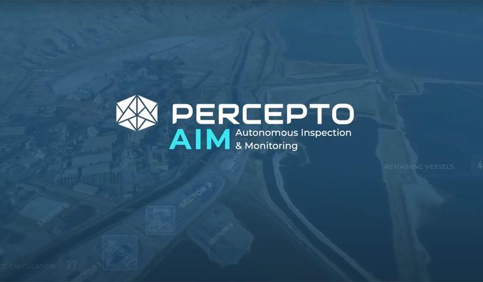Percepto vient de lever 45 millions de dollars pour son drone.