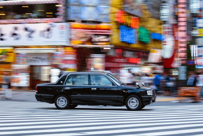 Sony lance S. Ride au Japon, pour concurrencer Uber.