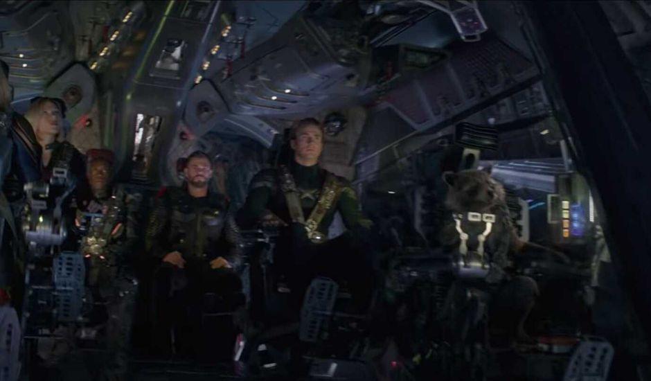 Détails inédits sur Avengers : Endgame