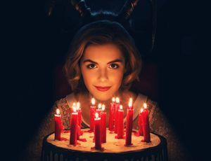 Sabrina dans Les Nouvelles Aventures de Sabrina