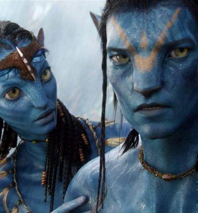 Neytiri et Jack dans Avatar