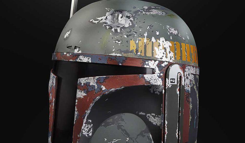 casque boba fett chaseur de primes star wars