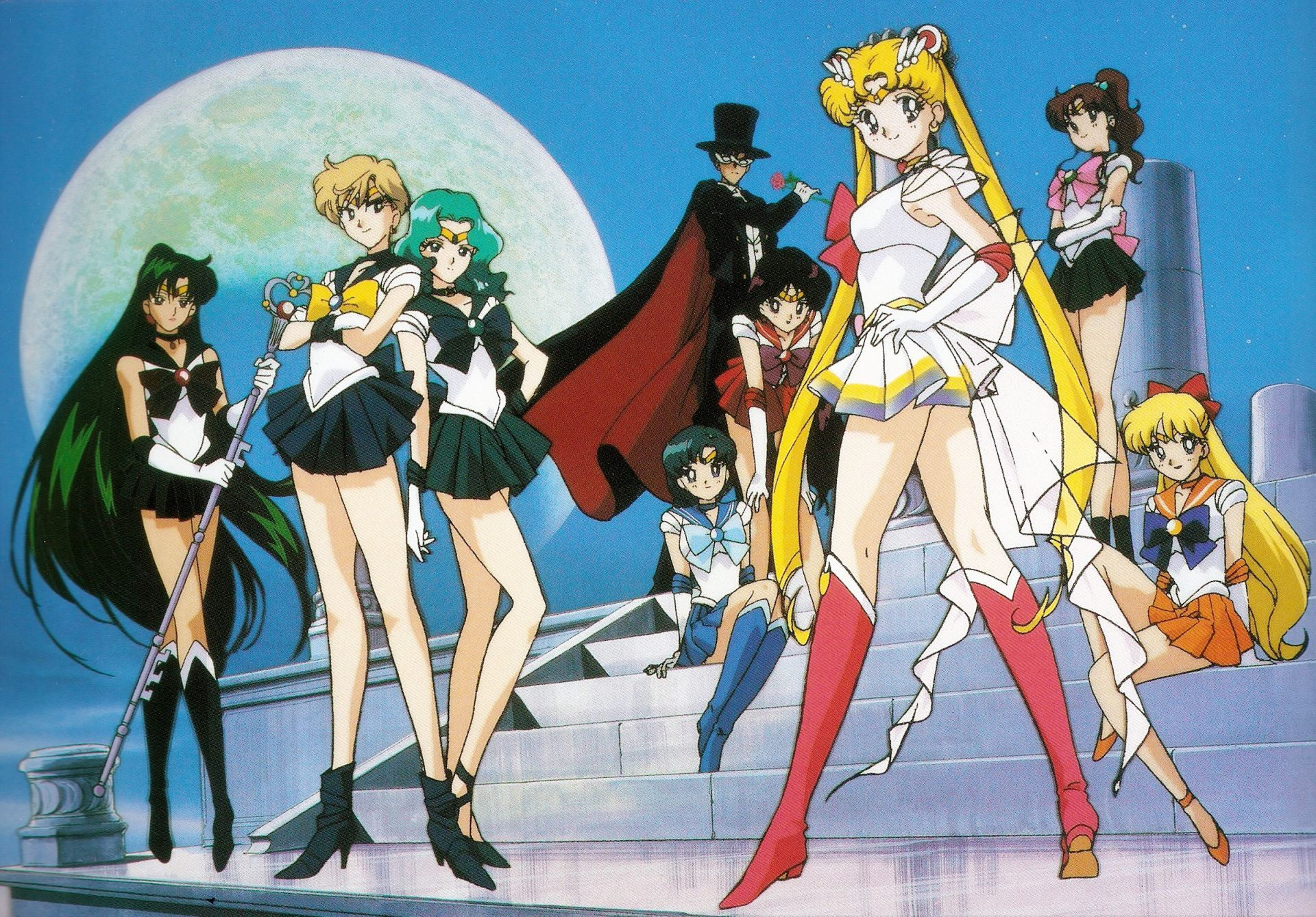 Les mangas Sailor Moon disponibles en version digitale