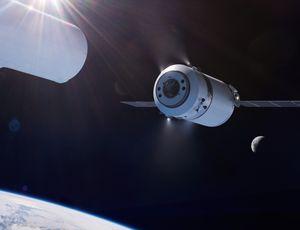 Dragon XL, le nouveau vaisseau spatial de SpaceX.