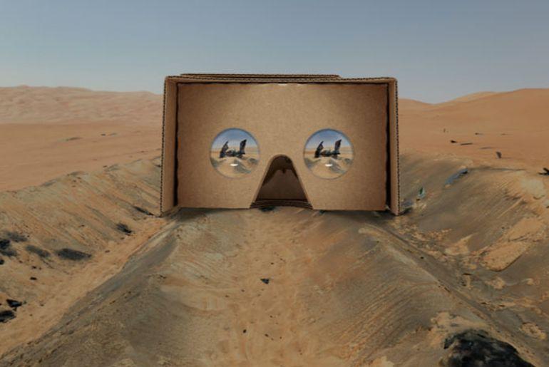 Google-Cardboard-Star-Wars