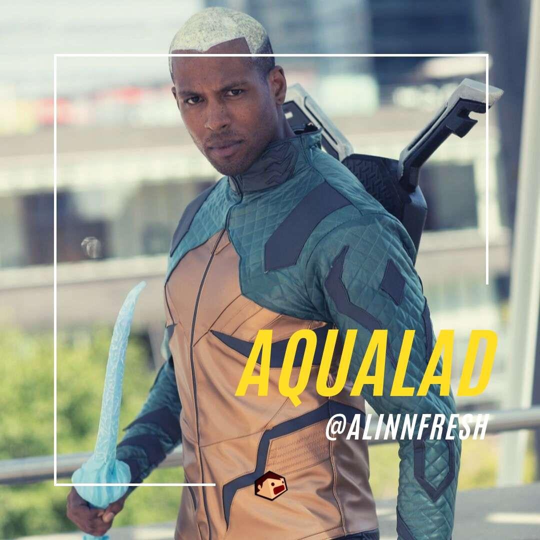 aqualad cosplay