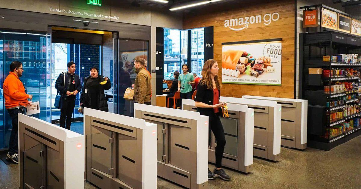 Amazon Go : la première enseigne à se doter de la technologie est américaine
