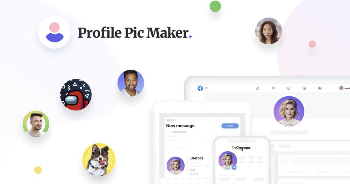 PFPMaker : un outil gratuit pour créer la photo de profil parfaite !