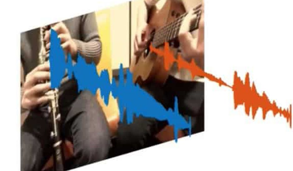 L'IA du MIT est capable d'isoler le son des instruments de musique