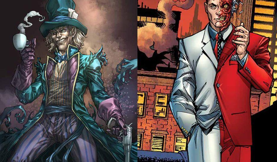 Le Chapelier Fou et Double-Face devrait rejoindre le film Batman