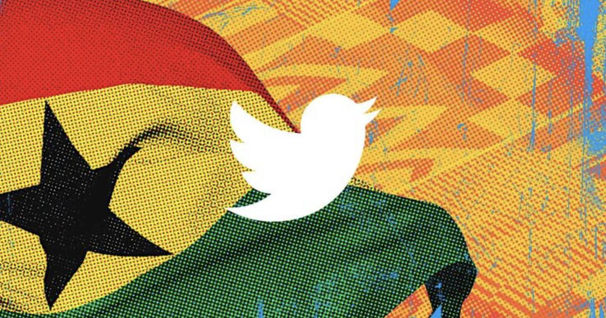 Twitter choisit le Ghana pour ses premiers locaux africains