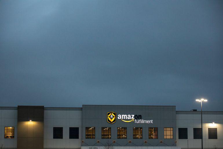 Les salariés d'Amazon veulent un plan de lutte contre le réchauffement du climat.