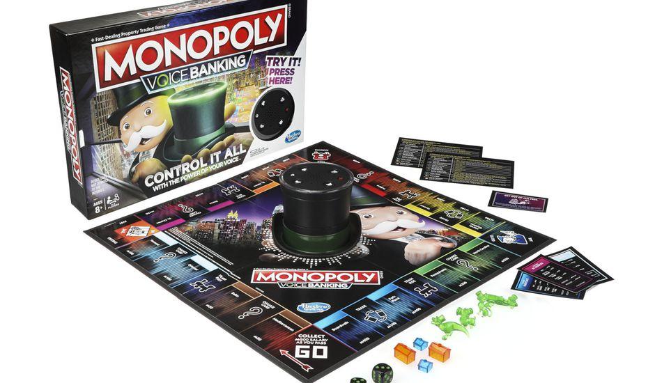 Le prochain jeu Monopoly sera a commandes vocale