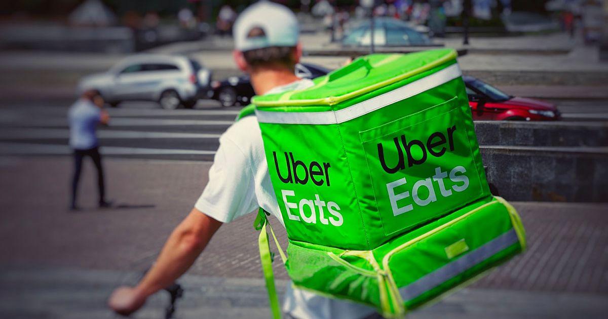 Uber Eats et Carrefour : une collaboration plutôt surprise