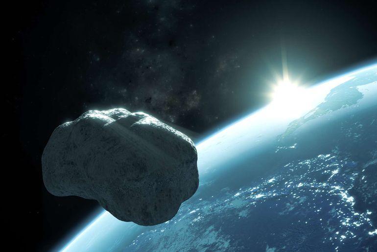 Un astéroïde colossal va se rapprocher de la Terre vendredi