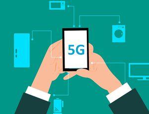 Une illustration représentant la 5G.