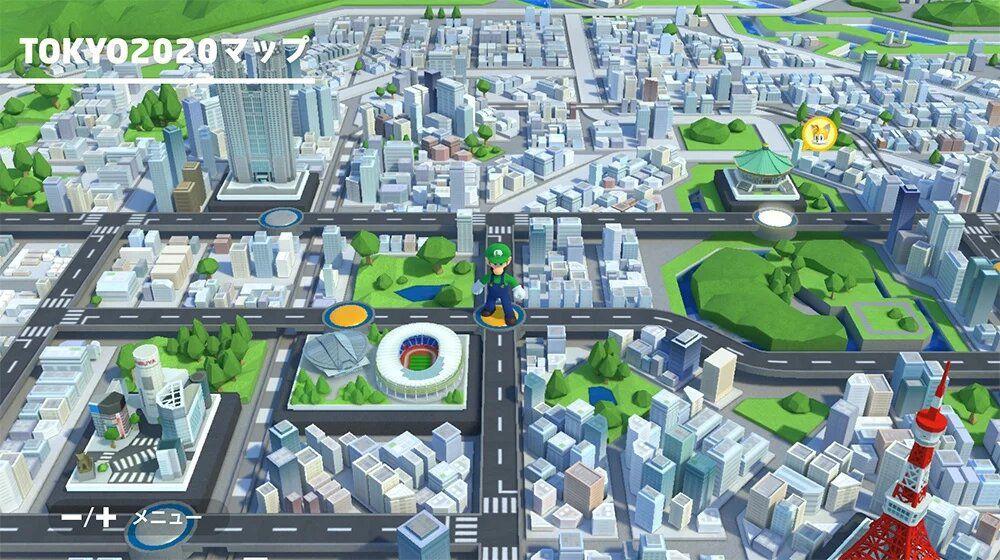 De nouvelles images de Mario & Sonic aux Jeux Olympiques de Tokyo 2020