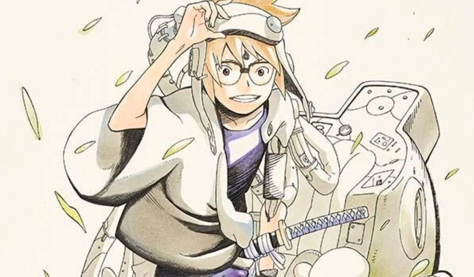 selection manga decembre 2019 samurai 8