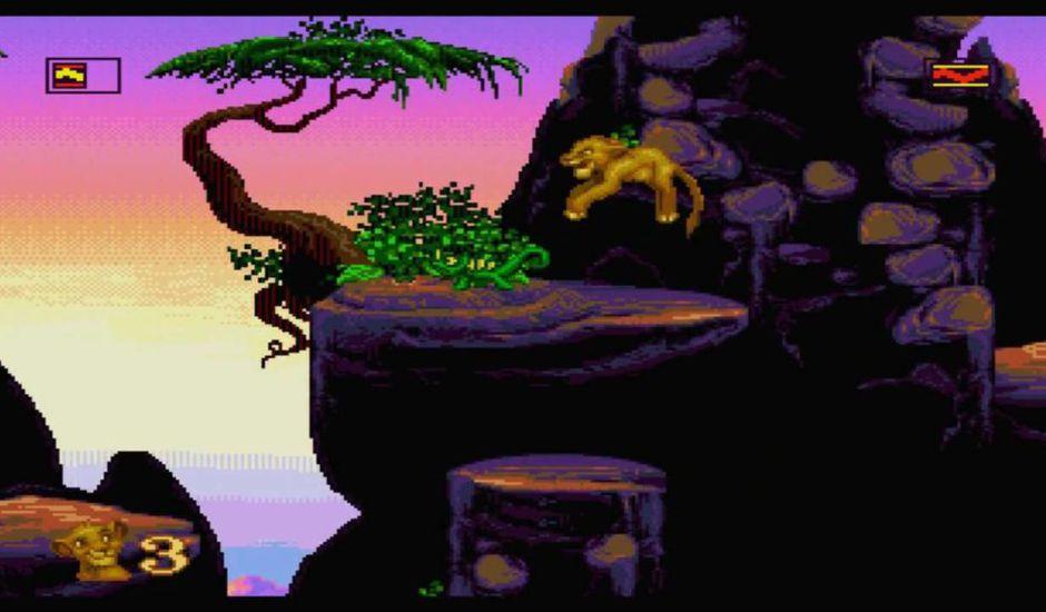 Le Roi Lion et Aladdin remasterisés pour la Switch