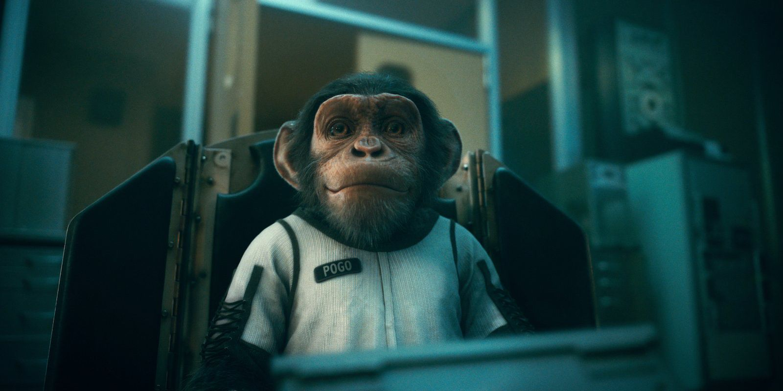 Bébé Pogo dans la saison 2 de The Umbrella Academy