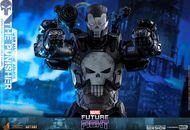Le nouveau casque Iron Punisher de Marvel et Hasbro