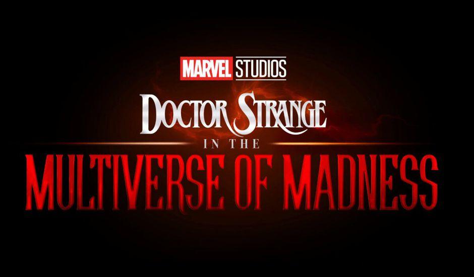 Titre et date de sortie du film Doctor Strange dans le Multivers de la Folie