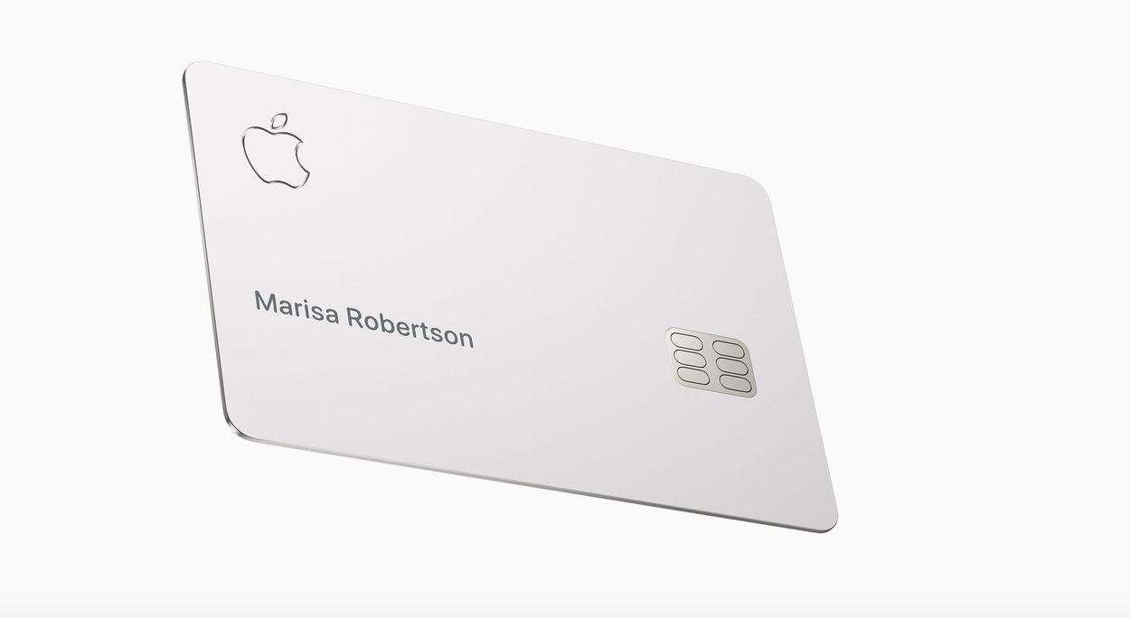 L'Apple Card est disponible et voici comment elle fonctionne