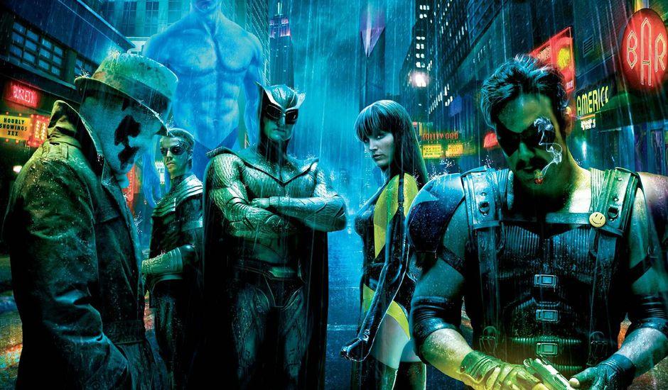 HBO tease la série Watchmen