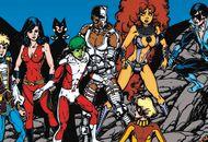 comic new teen titans version française