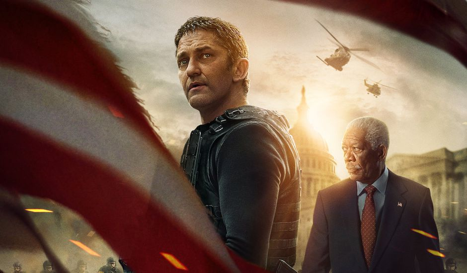 Night Has Fallen Gerard Butler