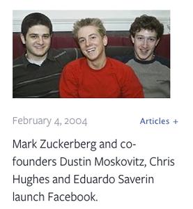 Facebook-Fondateurs