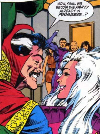 clea doctor strange multiverse of madness comics marvel