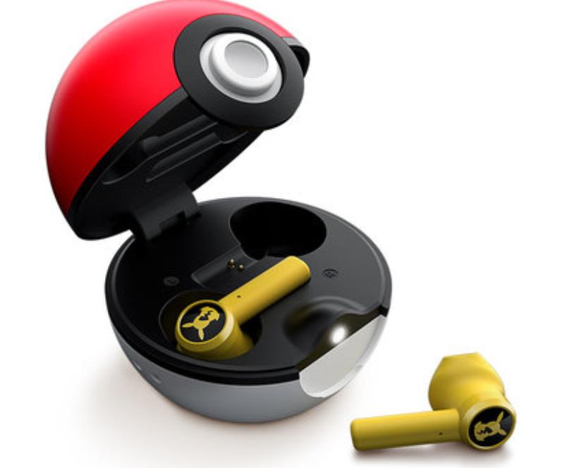 ecouteurs sans fil pokemon pikachu pokeball razer